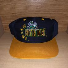 Load image into Gallery viewer, Vintage Rare Irish Notre Dame The Game Hat NEW