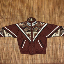 Load image into Gallery viewer, M - Vintage Retro Style Native Print Jacket