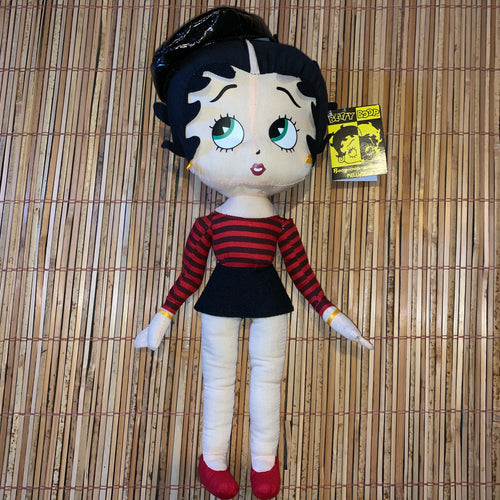 Betty Boop Plush Toy NEW