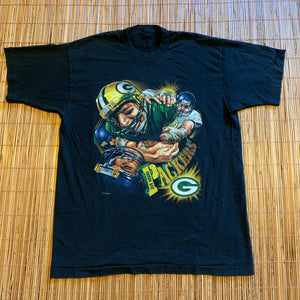 L/XL - Vintage 1994 Green Bay Packers Shirt