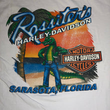 Load image into Gallery viewer, XL - Harley Davidson Florida Alligator Shirt