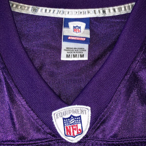 M (See Measurements) - Daunte Culpepper Reebok Vikings Jersey