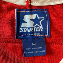 Load image into Gallery viewer, M(Fits Big-See Measurements) - Vintage 90s Starter Wisconsin Jersey
