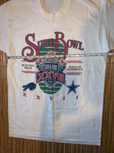 Load image into Gallery viewer, L(Fits XL-See Measurements) - Vintage 1993 Super Bowl XXVII Shirt