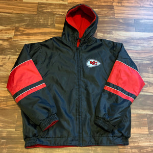 XXL - Kansas City Chiefs Reversible Fleece Jacket