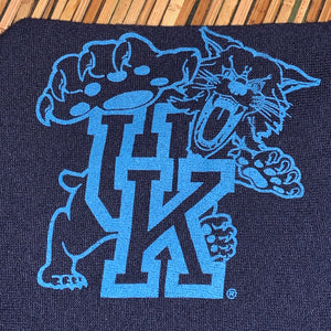L - Vintage 90s Kentucky Wildcats Graphic Sweater