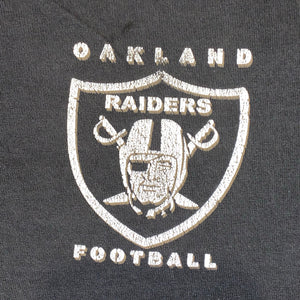 XL - Oakland Raiders Long Sleeve Shirt