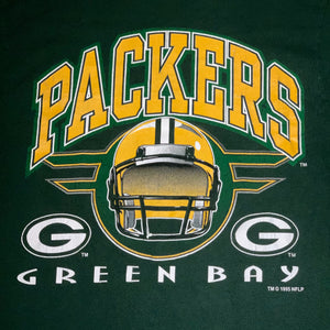 L - Vintage 1995 Green Bay Packers Shirt