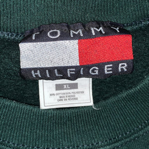 M/XL(Boxy) - Tommy Hilfiger Embroidered Sweater
