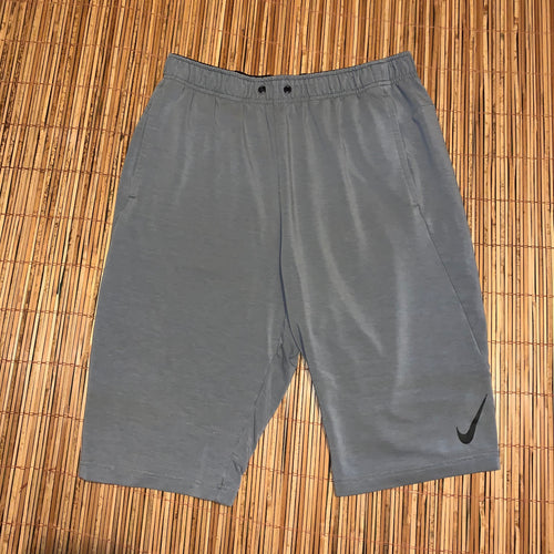 L(Long) - Nike Dri Fit Sweat Shorts