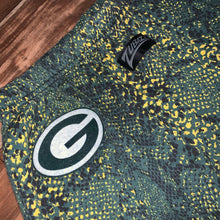 Load image into Gallery viewer, M - Vintage Green Bay Packers Zubaz Pajama Pants