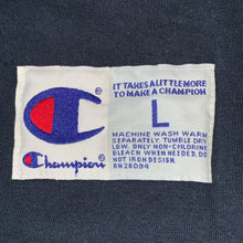 Load image into Gallery viewer, L - Champion Cut Off Embroidered Shirt