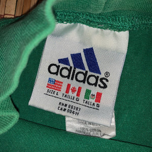 L - Vintage 90s Adidas Long Sleeve Shirt