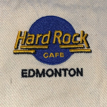Load image into Gallery viewer, XL/2X - Hard Rock Cafe Canada Button Up Jersey Shirt