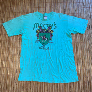 L/XL - Vintage 1988 Ireland Wine & Beer Garden Shirt