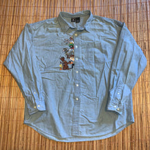 Load image into Gallery viewer, XXL - Vintage 1998 Looney Tunes Button Up Shirt