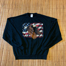Load image into Gallery viewer, L - Vintage Soaring Eagle USA Sweater