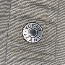 Load image into Gallery viewer, XL (See Measurements) - Tommy Jeans Button Up Jacket