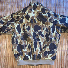 Load image into Gallery viewer, M/L - Vintage Columbia Duck Camo Hunting Reversible Jacket