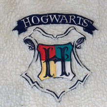Load image into Gallery viewer, Women's XL - Harry Potter Hogwarts Sleepwear Faux Fur Sweater