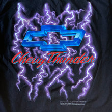 Load image into Gallery viewer, L(Fits XL-See Measurements) - Vintage 90s Chevy Thunder Shirt