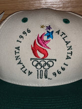 Load image into Gallery viewer, Vintage 1996 Atlanta Olympics Hat NEW