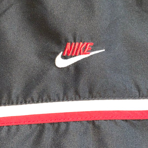 XL - Nike Lined Hooded Windbreaker