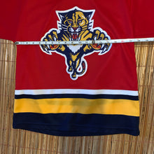 Load image into Gallery viewer, M/L(See Measurements) - Vintage Florida Panthers Hockey Jersey