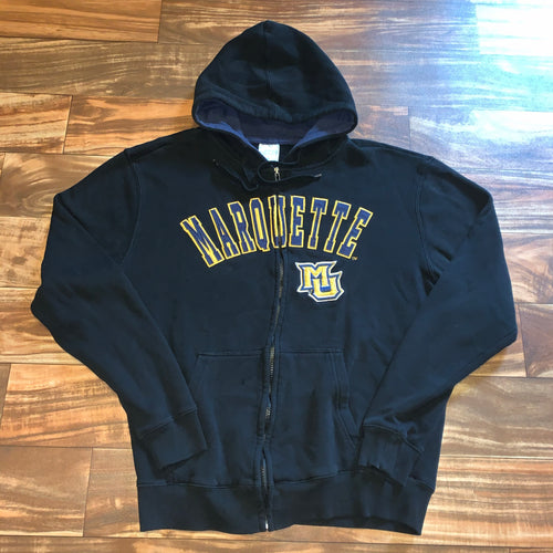 M/L - Marquette Michigan University Stitched Hoodie
