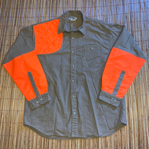 L/XL - Columbia Quilted Shooting Shirt