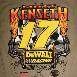 L - Matt Kenseth 2-Sided Racing Shirt
