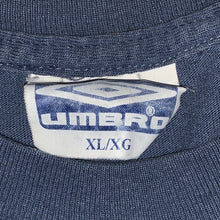 "Load image into Gallery viewer, XL - Umbro ""Today I Made A Grown Man Cry"" Hardcore Soccer Shirt"
