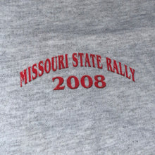 Load image into Gallery viewer, M - Missouri State Biker Rally 2008 Eagle Shirt