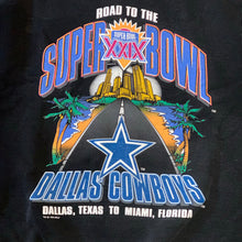 Load image into Gallery viewer, M - Vintage 1994 Cowboys Super Bowl Sweater