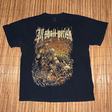 Load image into Gallery viewer, XL - All Shall Perish Graphic Shirt