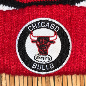 Chicago Bulls Beanie Hat