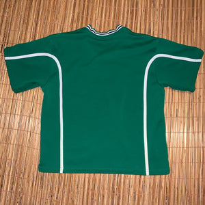 L - Vintage 90s Nike Boston Celtics Jersey