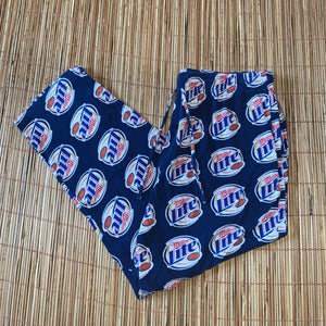 XL - Miller Lite Beer Pajama Pants