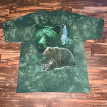 Load image into Gallery viewer, XL - Grizzly Bear Tie Dye Shirt