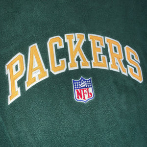 XL - Vintage Green Bay Packers Starter Crewneck