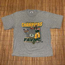 Load image into Gallery viewer, XL - Vintage 1997 Packers Brett Favre Super Bowl Shirt