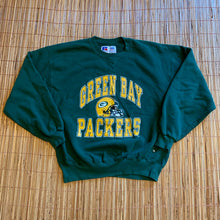 Load image into Gallery viewer, L - Vintage Green Bay Packers Heavy Crewneck