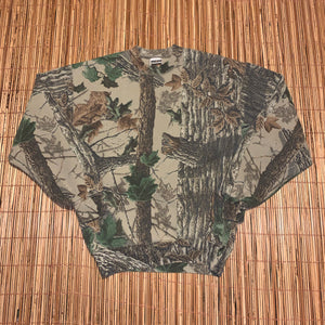 M - Camo Outdoors Sweater