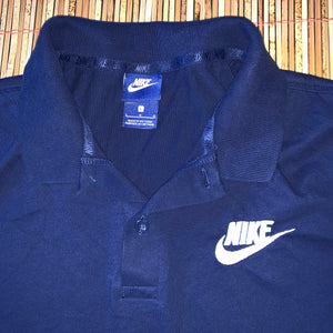L - Vintage Embroidered Nike Polo