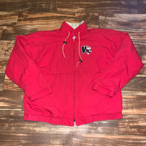 XL - Vintage Wisconsin Badgers Jacket