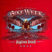 Load image into Gallery viewer, XL - Sturgis 70th Annual Bike Week Daytona Beach Shirt