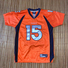 Load image into Gallery viewer, Youth M - Tim Tebow Broncos Reebok Jersey