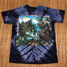 Load image into Gallery viewer, XL - Vintage 2–Sided Tie-Dye Rare Nature Shirt