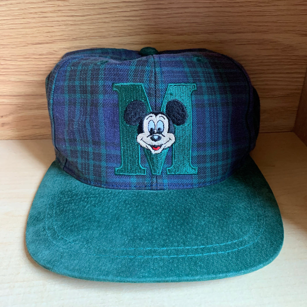 Vintage 90s Mickey Mouse Disney Hat