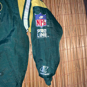 M/L - Vintage Green Bay Packers Jacket